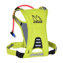 USWE 18 H1 Racer Pack 0.5L Disposable Hydration Pack - Crazy Yellow