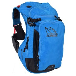 USWE 18 Airborne 9 Pack 2.5 / 3.0L Shape Shift Hydration Pack - Race Blue