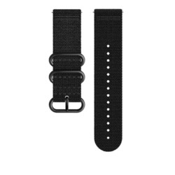 Suunto Traverse Alpha Textile Strap Kit Stealth