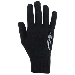 Outdoor Designs Stretch Wool Black Gloves - One Size