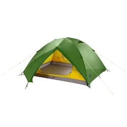 Jack Wolfskin Skyrocket III Dome 3 Person Hiking Tent - Cactus Green