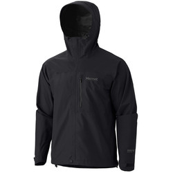 Marmot Minimalist Mens Goretex Waterproof  Rain Jacket Black