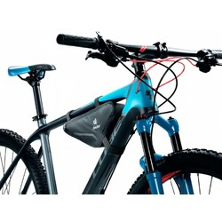 Deuter Bike Front Triangle Frame Bag - Black