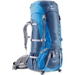 Deuter Aircontact 65+10L  Hiking Rucksack - MIDNIGHT OCEAN