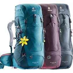 Deuter Futura Pro 34L SL Womens Hiking Backpack