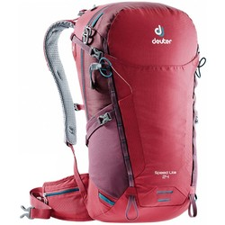 Deuter Speed Lite 24L Hiking Backpack - Cranb-Maron