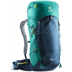 Deuter Speed Lite 32L Hiking Backpack - Navy-Green