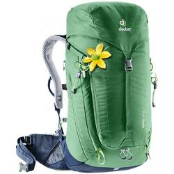 86a1aecdb19 Deuter OP Trail 28L SL Womens Hiking Backpack - Leaf-Navy