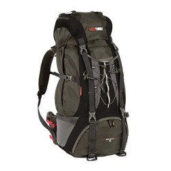 Black Wolf McKinley 75L Hiking Rucksack Backpack - Black