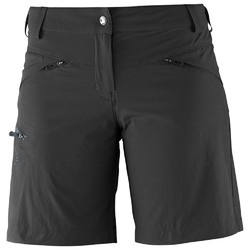 Salomon Wayfarer Womens Shorts - Black