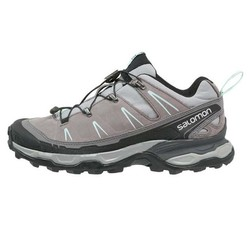Salomon X Ultra LTR Womens Light Hiking Shoe - Pewter/Detroit/Igloo Blue