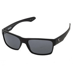 Venture Eyewear Trail Polarised Sunglasses - Black Combo/Grey