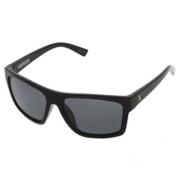 Venture Eyewear The Edge Polarised Sunglasses - Black/Grey