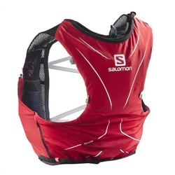 Salomon Advanced Skin 5 Set Hydration Vest - Matador/Black