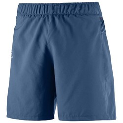 Salomon Trail Runner Mens Running Shorts - Vintage Indigo