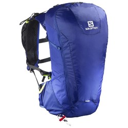 Salomon Peak 30L Backpack - Surf The Web/Lime Punch