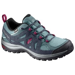 Salomon Ellipse 2 GTX Womens Hiking Shoes - Artic Blue