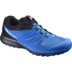 Salomon Sense Pro 2 Mens Trail Running Shoes - Indigo Bunting/Black/Snorkel Blue
