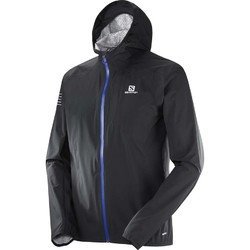 Salomon Bonatti Waterproof Mens Jacket S18 - Black