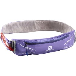 Salomon Agile 250 Running Belt Set - Purple Opulence/Medieval Blue