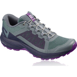 Salomon Xa Elevate Womens Trail Running Shoes - Stormy Weather/Evening Blue/Purple Magic