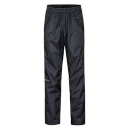Marmot PreCip Eco Full Zip Mens Waterproof Pants - Black
