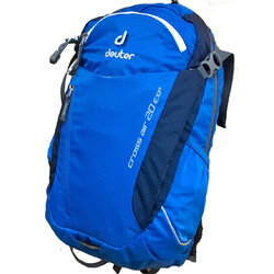 Deuter BP Cross Air 20 Exp Bike Backpack - Bay-Midnight