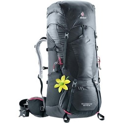 Deuter Aircontact Lite 60+10L Sl Backpack - Graphite-Blk