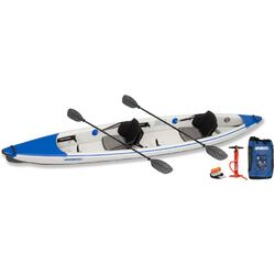 Sea Eagle 473RL RazorLite 2 Person Inflatable Kayak - Pro Package