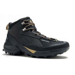 FIVE TEN Camp Four Mens Mid Hiking Boots - Black/Solid Grey