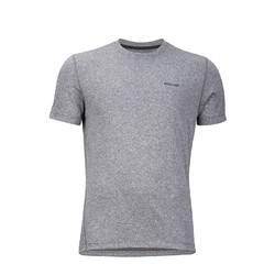 Marmot Conveyor Mens Short Sleeve Tee - Cinder Heather