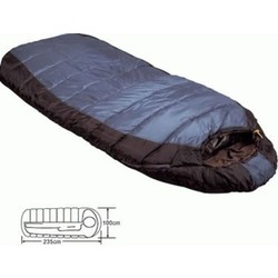 Caribee Tundra -10c Hooded Sleeping Bag - Jumbo