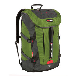 Black Wolf Crux 40L Lightweight hiking daypack - forest