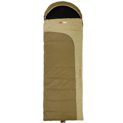 Black Wolf Tuff All Season -5c Canvas Sleeping Bag - Standard