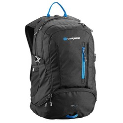 Caribee Trek 32L Daypack Backpack -Black
