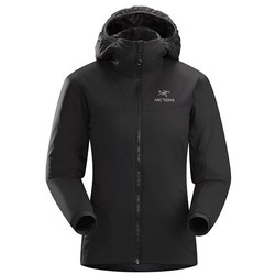 Arc'teryx Atom Lt Insulated Down Womens Hoody - Black