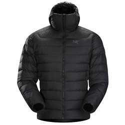Arcteryx Thorium Ar Down Hoody Mens - Black