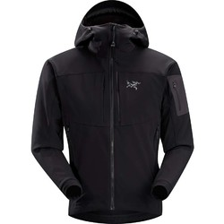 Arcteryx Gamma MX Hoodie Mens Windproof Jacket- Blackbird