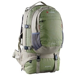Caribee Jet Pack 75L Travel Backpack with Daypack - Mantis Green
