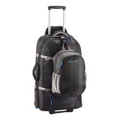 Caribee Fast Track 85 VI Wheeled Travel Pack & Daypack - Black