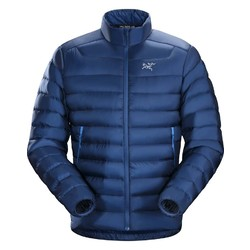 Arc'teryx Cerium Lt Jacket Mens Down Jacket - Triton