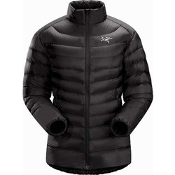 Arc'teryx Cerium Lt Jacket Womens Down Jacket - Black