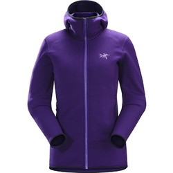 Arc'teryx Kyanite Hoodie Womens Jacket - Azalea