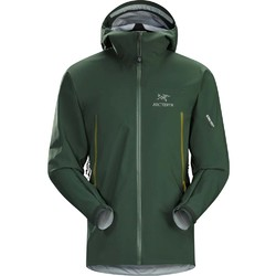 Arcteryx Zeta Ar Mens Goretex Waterproof Jacket - Conifer