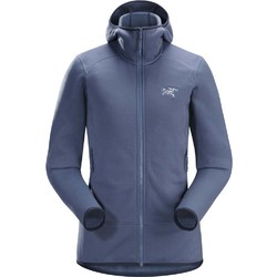 Arcteryx Kyanite Womens Fleece Hoodie - Nightshado