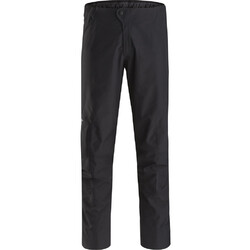 Arcteryx Zeta SL Mens Goretex Waterproof Pant - Black
