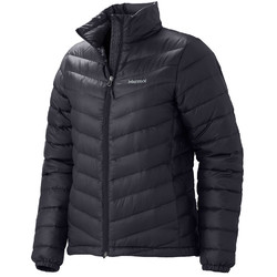 Marmot Jena Womens Lightweight Puffer Down Jacket - Black