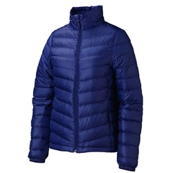 Marmot Jena Womens Lightweight Puffer Down Jacket - Midnight Purple