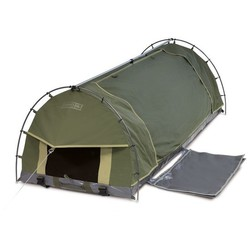 Companion Rhino Ridge 380 Freestanding King Single Dome Canvas swag - green