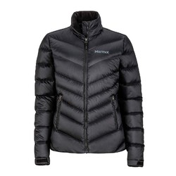 Marmot Womens Pinecrest Puffer Jacket - Black